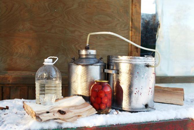 Сколько самогона получится из 10 литров браги